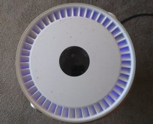 UV Air Filtration